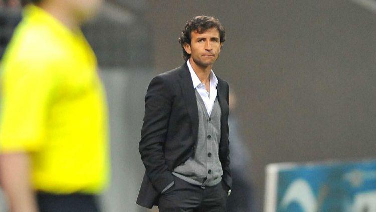 Pelatih asal Spanyol Luis Milla. Copyright: © Dave Winter/Icon Sport via Getty Images