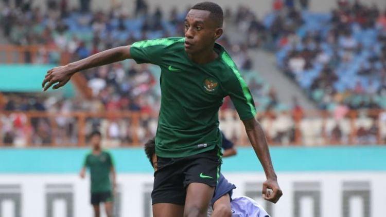 Alexandro Felix Kamuru, bintang Timnas Indonesia U-16 yang dipercaya promosi ke tim senior Barito Putera di Liga 1. Copyright: © instagram.com/alessandroflx14