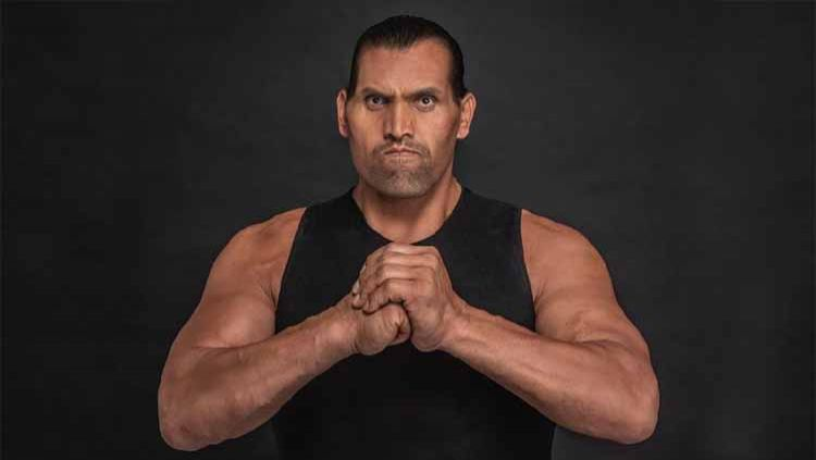 Ada yang Muslim, Intip Para Pegulat WWE SmackDown Keturunan Asia Copyright: © Instagram@thegreatkhali Verified