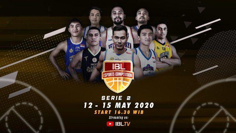 IBL eSports 2020 Seri Kedua. Copyright: © IBL