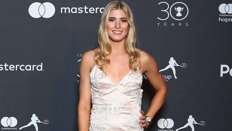 Petenis cantik Genie Bouchard. Copyright: © Paul Kane/Getty Images