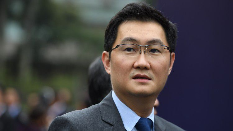 Ma Huateng, CEO Tencent Holdings. Copyright: © Visual China Group via Getty Images/Visual China Group via Getty Images