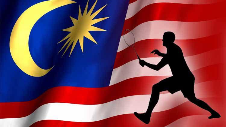 Kedatangan rombongan pelatih bulutangkis asal Indonesia di Malaysia seakan mempertegas keterpurukan yang tengah menimpa Negeri Jiran. Copyright: © Amanda Dwi Ayustri/INDOSPORT
