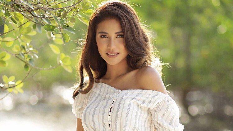 Aktris cantik Filipina, Sanya Lopez. Copyright: © Instagram/Sanya Lopez