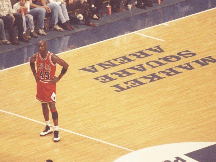 Film Pendek: Kisah Kembalinya Michael Jordan Pasca Pensiun dari NBA