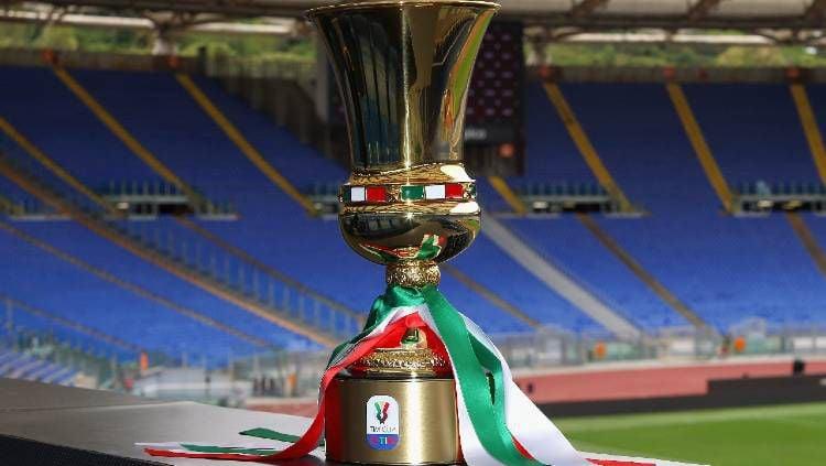Menteri Olahraga Italia, Vincenzo Spadafora telah mengumumkan jadwal terbaru pertandingan Coppa Italia yang sempat tertunda karena pandemi virus corona. Copyright: © fanpage.it