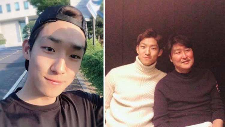 Putra bintang film 'Parasite' Song Kang Ho, Song Jun-pyung, pernah menghujat penggemar boyband EXO Copyright: © allkpop