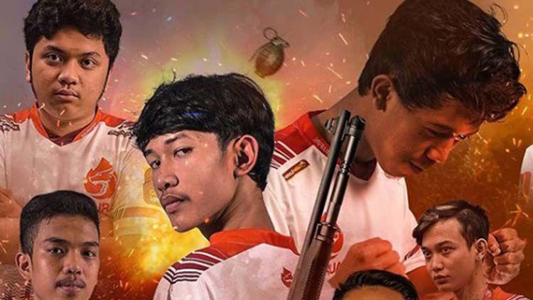Tim Aura eSports Indonesia melakukan rombak besar-besaran. Copyright: © Instagram/auraesports