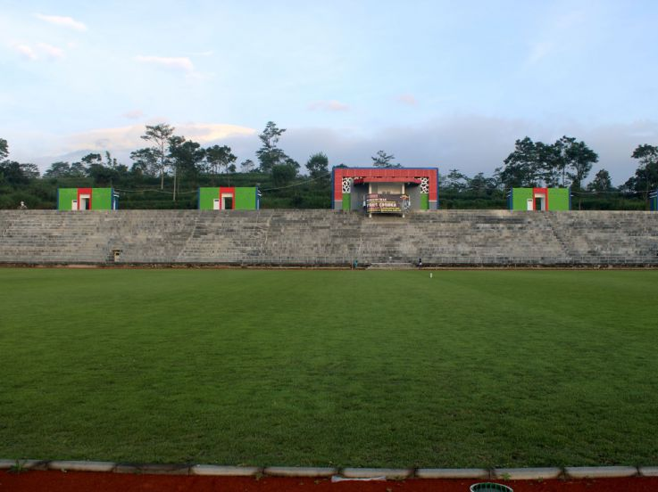 Stadion Kebo Giro Boyolali: Calon Stadion FIFA dengan View Super Indah