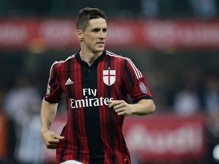 Kisah Romansa Singkat Fernando Torres dan AC Milan, Datang Untuk Dijual