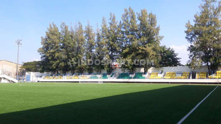 Apabila kompetisi Liga 1 2020 dilanjutkan, maka PSIS Semarang kemungkinan besar akan menggunakan Stadion Citarum sebagai kandang di sisa kompetisi. Copyright: © Alvin Syaptia Pratama/INDOSPORT