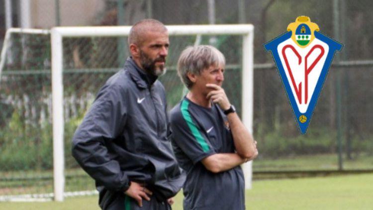 Terdapat fakta menarik tentang CP Villarrobledo, klub Segunda Division Spanyol Group 4 yang ditukangi oleh pelatih Eduardo Perez. Copyright: © pssi.org/cpvillarrobledo.net