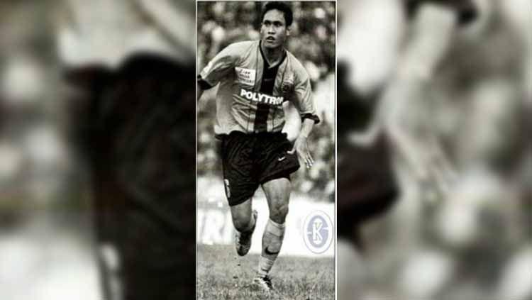 Legenda Persija Jakarta, Joko Kuspito menyebut, batal Membela Arema pada 2004 adalah penyesalan dalam perjalanan kariernya sebagai pesepakbola. Copyright: © Dok. Pribadi