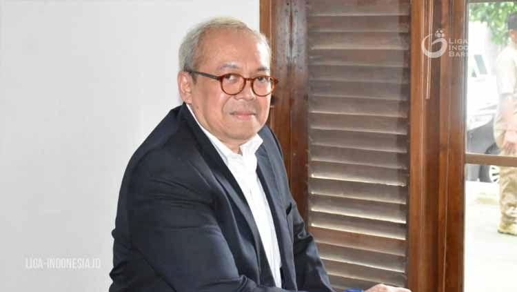 Akhmad Hadian Lukita, Dirut PT LIB yang baru Copyright: © Media LIB
