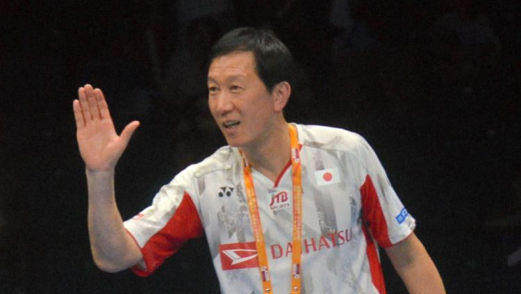 Kisah Park Joo-bong, legenda Korea Selatan yang sukses membangkitkan bulutangkis Jepang dan merusak dominasi China yang telah terbangun selama bertahun-tahun. Copyright: © The Asahi Shimbun via Getty Images