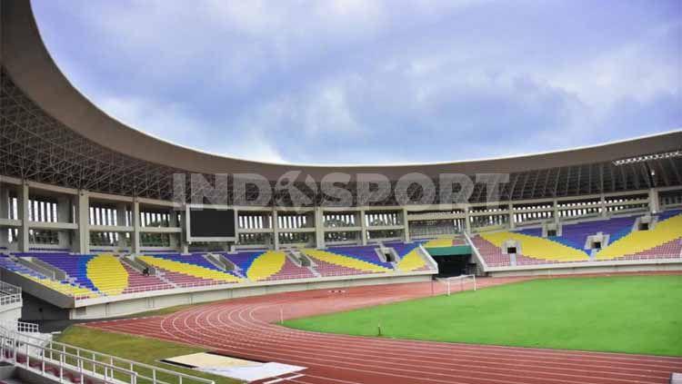 Pemerintah Kota (Pemkot) Surakarta siap all-out membantu pemerintah pusat dan PSSI dalam penyelenggaraan Piala Dunia U-20 2021. Copyright: © Ronald Seger/INDOSPORT
