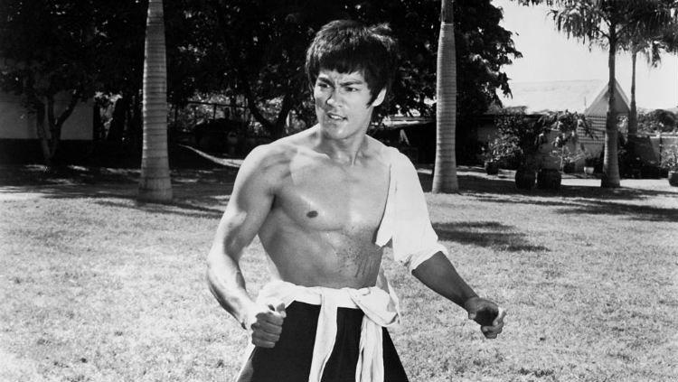 Aktor bela diri, Bruce Lee. Copyright: © George Rinhart/Corbis via Getty Images