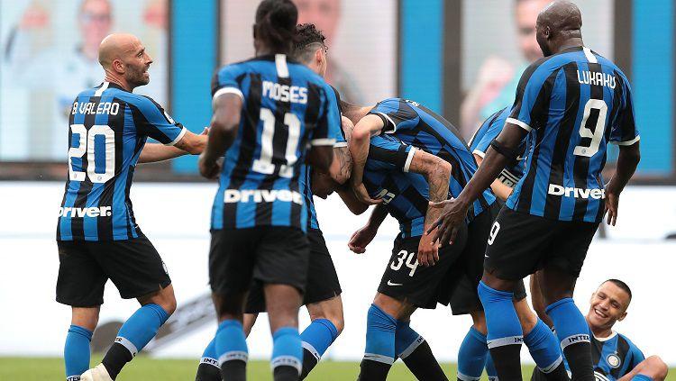 Berikut lima rekrutan paling hebat yang bela raksasa Serie A Liga Italia, Inter Milan, selama satu dekade terakhir. Copyright: © Emilio Andreoli/Getty Images