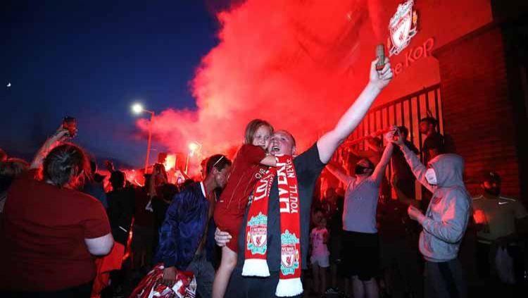 Kisah Para Minoritas Dalam Keberhasilan Liverpool Juara Liga Inggris Copyright: © John Powell/Liverpool FC via Getty Images