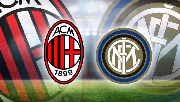 Raksasa Serie A Liga Italia, Inter Milan, tampaknya ingin membuat AC Milan merana di bursa transfer dengan upaya untuk membajak pemain bintang ini. Copyright: © Grafis: Yanto/INDOSPORT