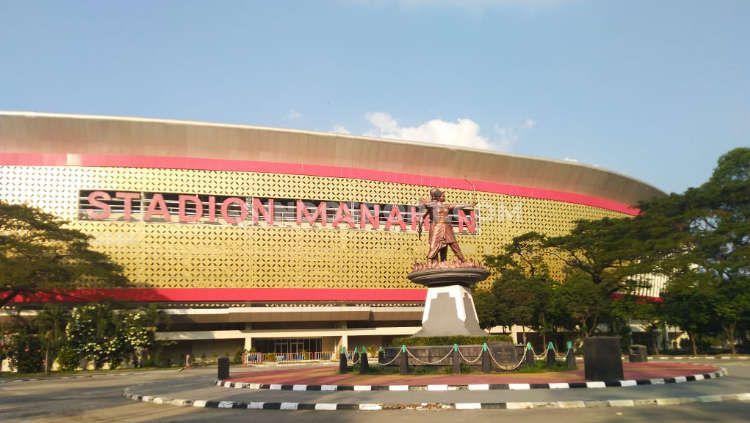 Sesepuh suporter Pasoepati, Mayor Haristanto, turut buka suara soal terpilihnya Stadion Manahan Solo sebagai salah satu venue Piala Dunia U-20 2021. Copyright: © Ronald Seger Prabowo/INDOSPORT