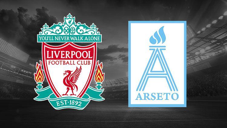 Liverpool mengukuhkan diri sebagai juara Liga Inggris 2019-2020. Kisah mereka mirip dengan salah satu klub legendaris Indonesia, Arseto Solo. Copyright: © Grafis:Frmn/Indosport.com