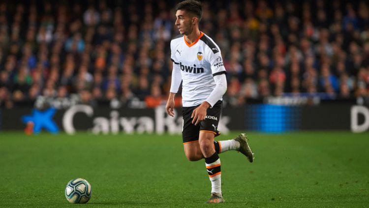 Resmi Manchester City Dapatkan Ferran Torres Dari Valencia Indosport