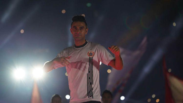 Otavio Dutra dikabarkan akan bermain di laga semifinal Piala Menpora 2021 melawan PSM Makassar. Copyright: © persija.id
