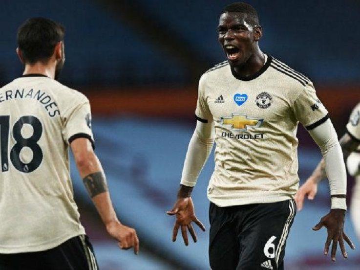 3 Rekor Fantastis Usai Manchester United Bantai Aston Villa di Liga Inggris