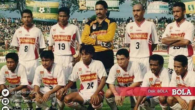 Apa kabar Dasrul Bahri? Si Kijang yang menjadi penentu prestasi Barito Putera di Liga Indonesia 1994/95. Copyright: © dok. Tabloid Bola