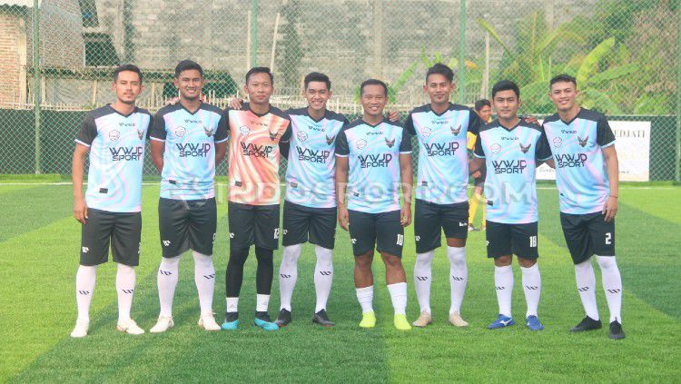 Kota Semarang dan sekitarnya nampaknya tidak pernah kekurangan stok pemain berkualitas. Di era sekarang, pemain-pemain asli Kota Lumpia. Copyright: © Alvin Syaptia Pratama/INDOSPORT