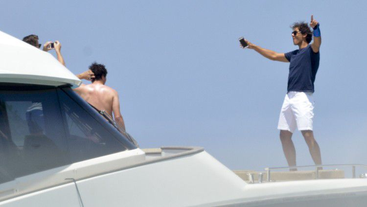 Dari Kapal Mewah hingga Akademi, Begini Cara Rafael Nadal Manfaatkan Hartanya Copyright: © Europa Press/Europa Press via Getty Images