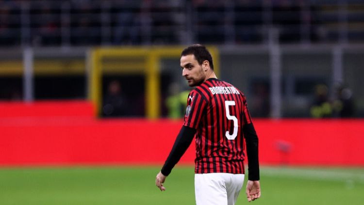 Gelandang AC Milan Giacomo Bonaventura. Copyright: © Marco Canoniero/LightRocket via Getty Images