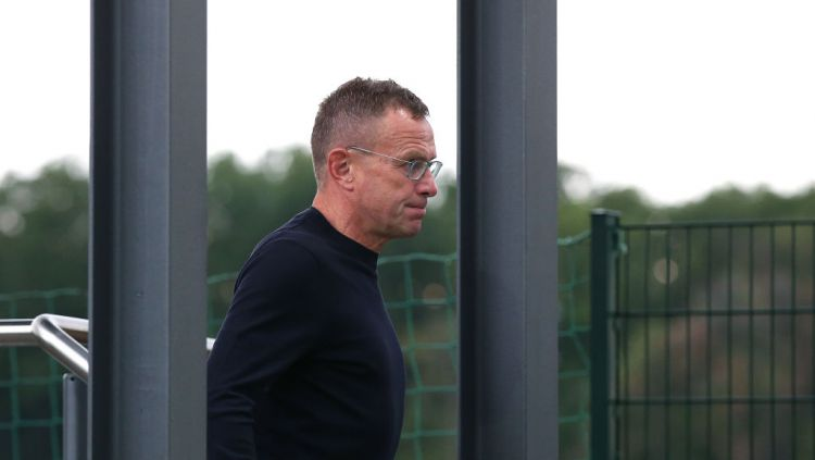 Ralf Rangnick Copyright: © Ronny Hartmann/picture alliance via Getty Images