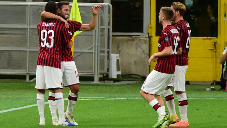 3 Fakta Mengejutkan yang Hiasi Laga AC Milan vs Atalanta - INDOSPORT