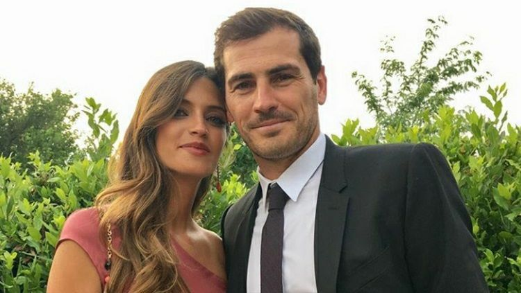 Sara Carbonero Beri Selamat Ulang Tahun ke Iker Casillas, Masih Cinta? Copyright: © Instagram @saracarbonero