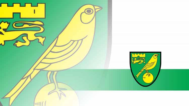 Logo Norwich City. Copyright: © Grafis: Yanto/INDOSPORT