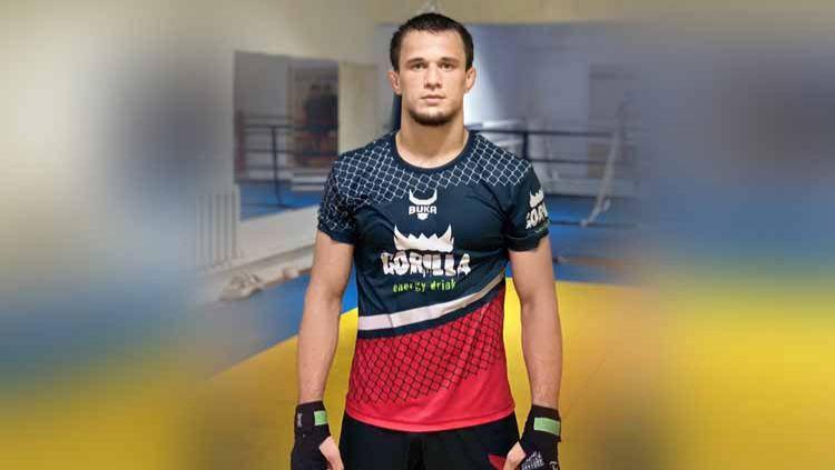 Petarung MMA, Usman Nurmagomedov. Copyright: © Instagram@usman_nurmagomedov