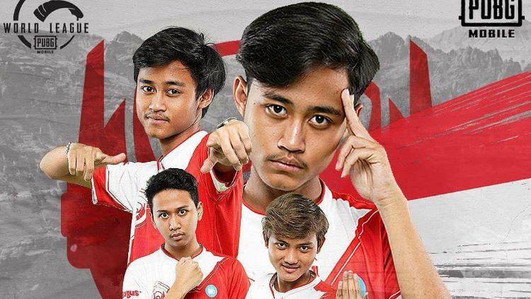 EGG Network menyoroti kiprah tim Indonesia, Bigetron RA sebagai pemuncak klasemen PMWL 2020. Copyright: © Instagram/bigetron.ra