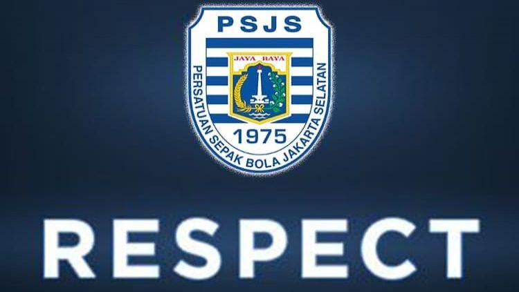 Logo klub Liga 3, PSJS Jaksel. Copyright: © Instagram