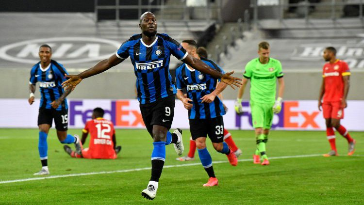 Liga Europa: Tiga Pemain Kunci yang Bawa Inter Milan Tumbangkan Leverkusen Copyright: © Photo by Martin Meissner/Pool via Getty Images