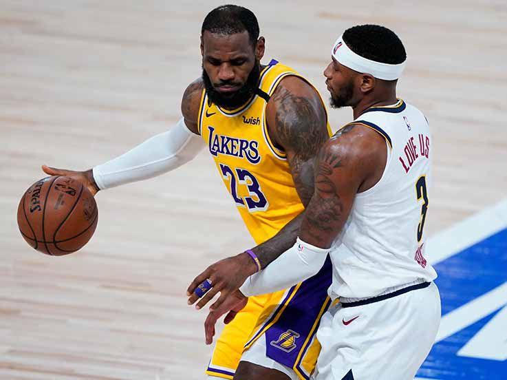 Rekap Hasil NBA Hari Ini: Lakers Sukses Akhiri Mimpi Buruk