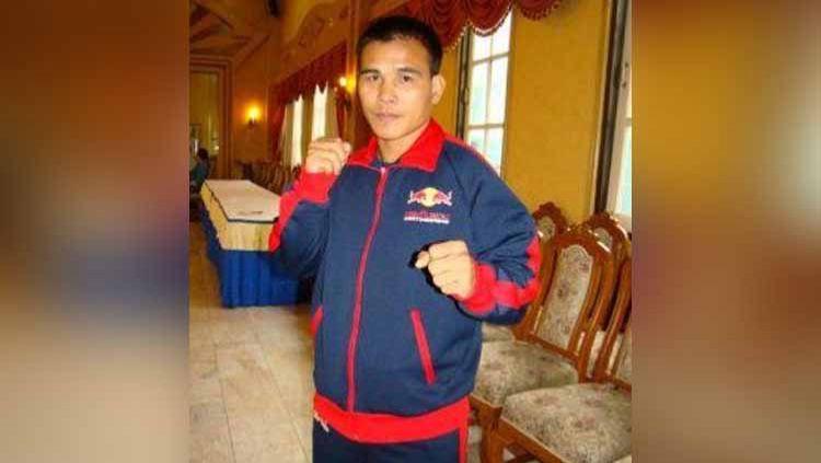 Sepanjang kariernya dalam dunia tinju, Manny Pacquiao hanya pernah 7 kali kalah. Salah satu yang pernah mengalahkannya adalah Boonsai Sangsurat. Copyright: © wikiheights