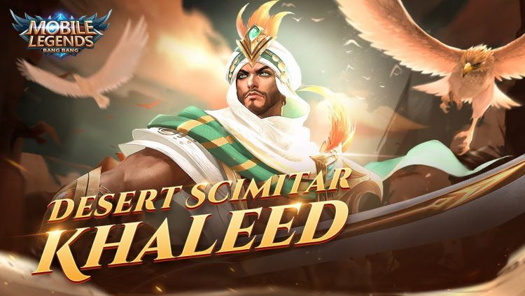 Khaleed, hero fighter sempurna di game eSports Mobile Legends Copyright: © Moontoon