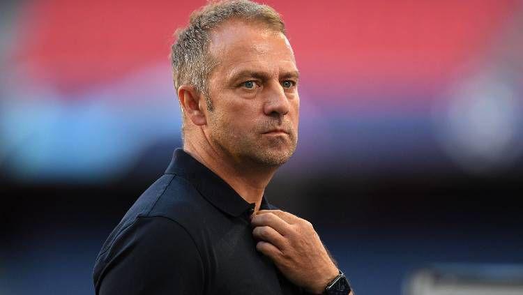 Pelatih Bayern Munchen, Hans-Dieter Flick. Copyright: © Michael Regan - UEFA/UEFA via Getty Images