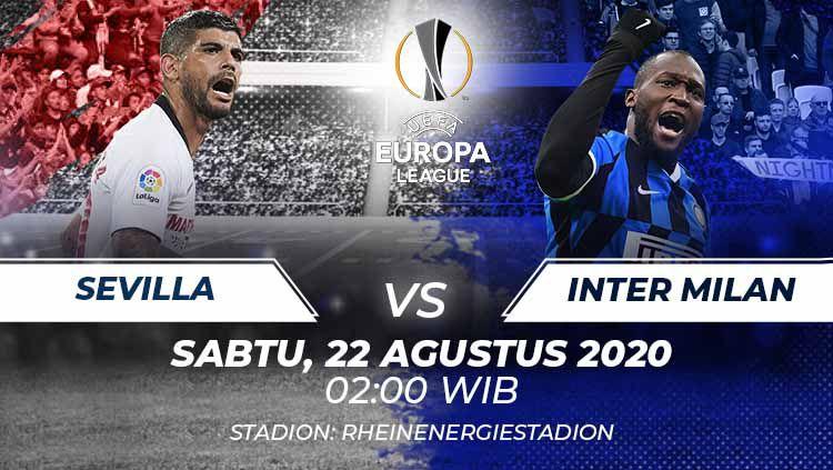 Jelang final Liga Europa melawan Sevilla, Inter Milan melakukan persiapan khusus termasuk dalam mempersiapkan jersey yang akan dikenakan. Copyright: © Grafis:Frmn/Indosport.com