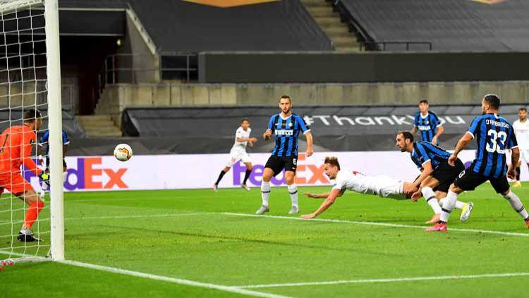5 Bintang dan Pesakitan Laga Final Liga Europa Antara Sevilla vs Inter Milan Copyright: © Twitter@EuropaLeague