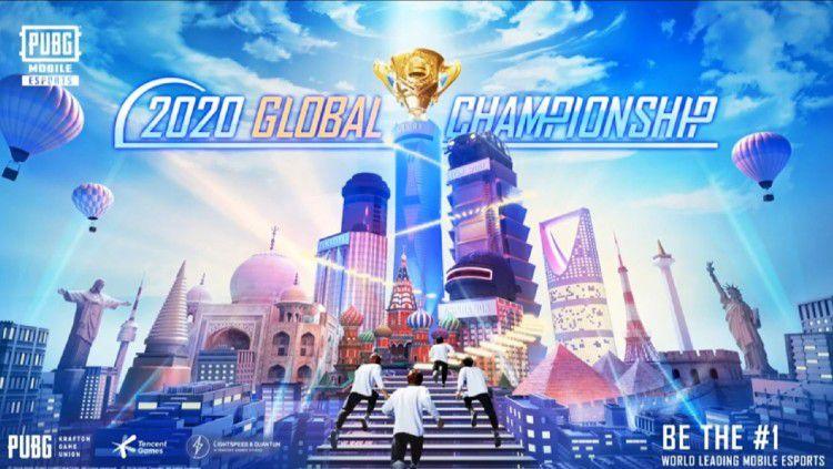Selain mengumumkan update PUBG Mobile 1.0, Tencent juga resmi merilis turnamen akbar, PUBG Mobile Global Championship 2020 Season 0 pada Senin (24/08/20) malam WIB. Copyright: © YouTube PUBG Mobile