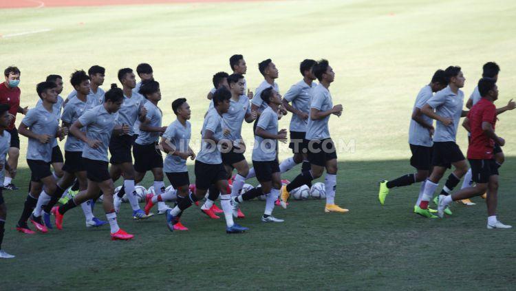 Jelang Piala Asia U-19 2020, Malaysia dan Vietnam malah dihajar di laga Uji Coba. Copyright: © Herry Ibrahim/INDOSPORT