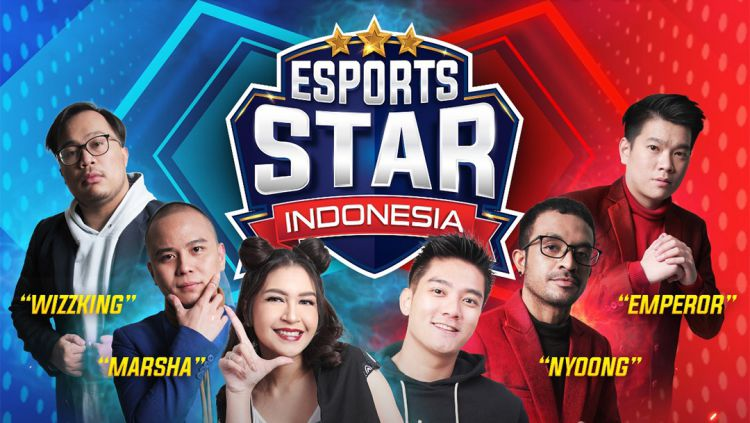 eSports Star Indonesia. Copyright: © Press Release